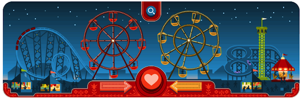 george ferris san valentin doodle google