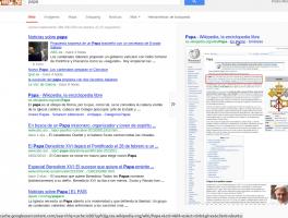 Como abrir las páginas en caché de Google