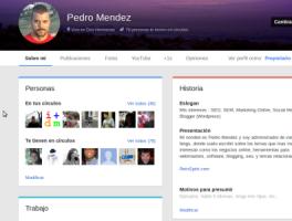 Guia de inicio rápido para Google+