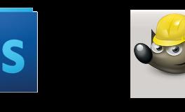 ¿Es mejor utilizar GIMP o Photoshop?