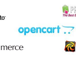 Análisis de las plataformas de software libre más populares para la creación de tiendas online