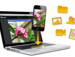 Como compartir archivos entre telefónos móviles y ordenadores de forma sencilla