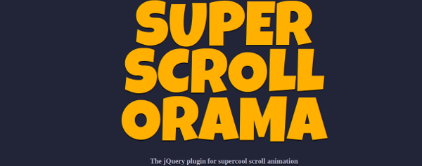 Super scroll orama