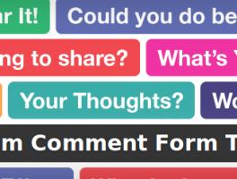 Como incluir un titulo personalizado antes de los comentarios en WordPress