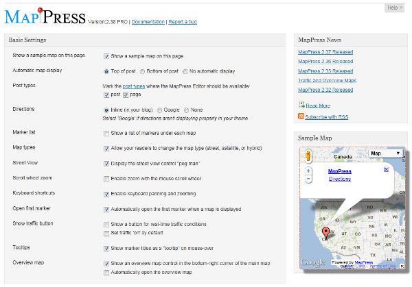 plugin mappress