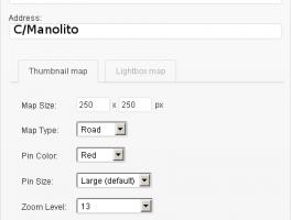 Cómo incluir mapas de Google en WordPress