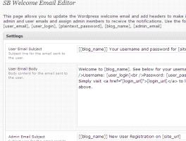Cómo enviar un email de bienvenida personalizado a los nuevos usuarios registrados en WordPress