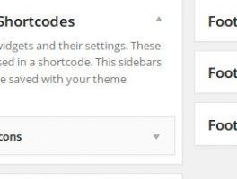 Como incluir un widget dentro de una página o entrada en Wordpress