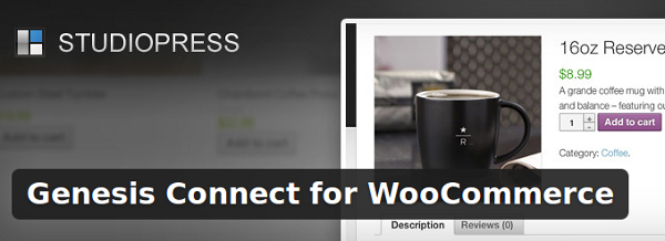 Genesis Connect for WooCommerce