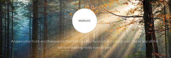 Webplate