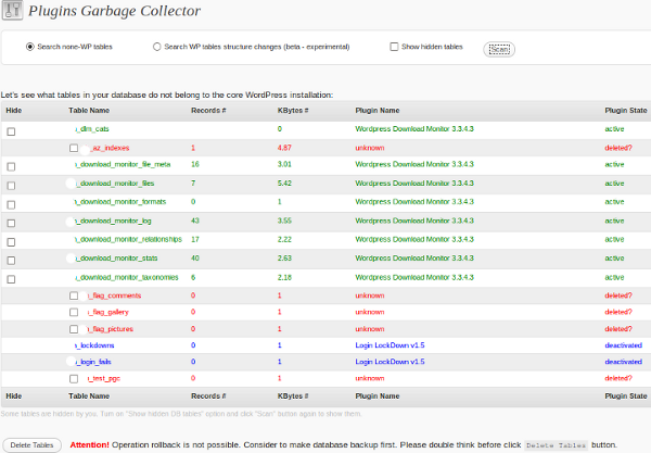 plugins-garbage-collector