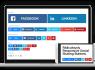 botones compartir redes sociales responsive