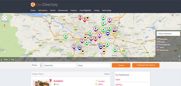 Plugin Wordpress para crear directorios de empresas