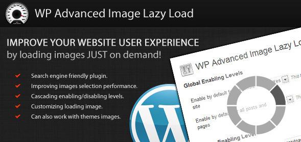 wordpress advanced image lazy load