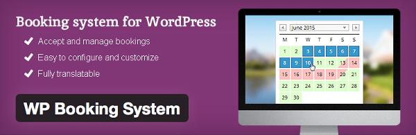 wp booking system plugin gratis