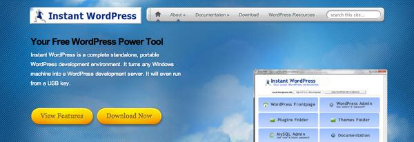 instant-wordpress