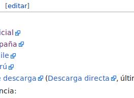 Incluir un estilo de enlaces en WordPress como en Wikipedia