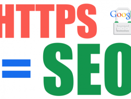 SSL es un factor de clasificación en las busquedas. ¿Lo estás utilizando?