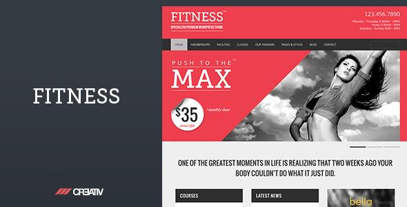 Los mejores temas y plugins WordPress para fitness y gimnasios