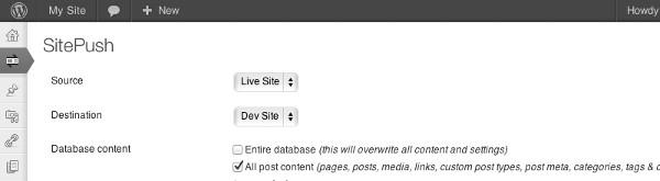 SitePush