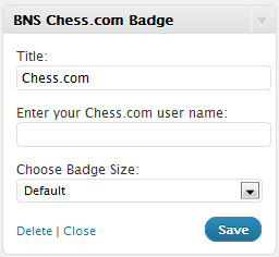 bns chesss badge