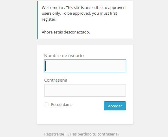 acceso registro moderacion