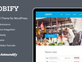 Las 18 Mejores Plantillas WordPress para Búsqueda de Empleo