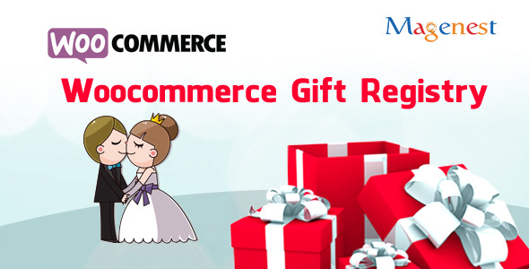 woocommerce registro regalos