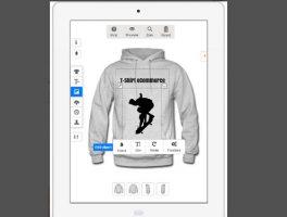 Plugin diseñador de camisetas y sudaderas para WooCommerce