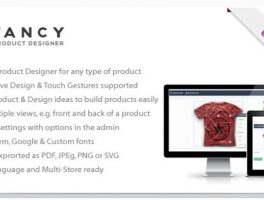 Plugin diseñador de producto personalizado para WooCommerce