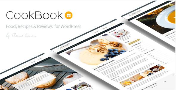 Plantillas y plugins para crear blog de cocina de xito for Plantillas de cocina
