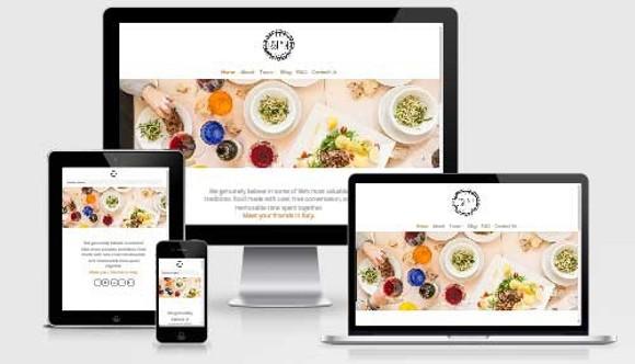 Plantillas y Plugins para crear Blog de Cocina de éxito con WordPress