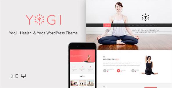 Las 8 mejores plantillas para web de yoga con WordPress