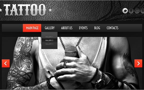 tatuaje salon tema