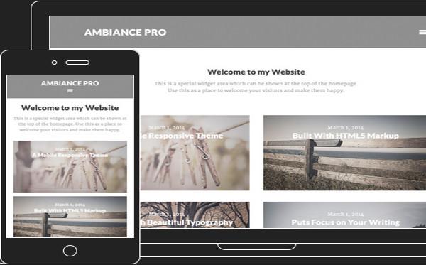 Las mejores plantillas para fotografia de Wordpress