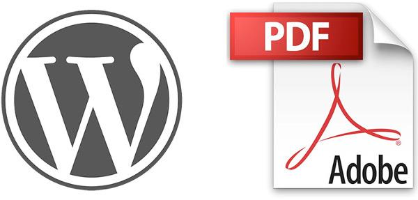 plugin wordpress pdf configuracion
