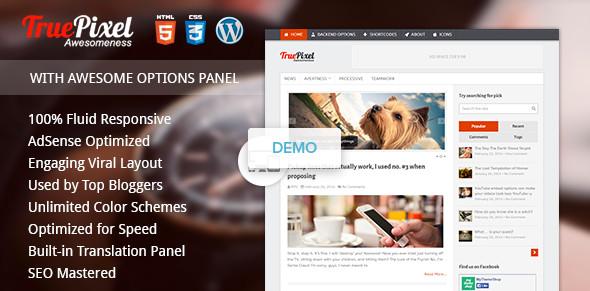 Los 5 mejores Temas WordPress para crear contenido Viral