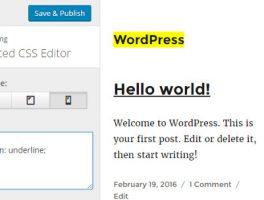 5 plugins editores de CSS gratis para la edición en vivo en WordPress