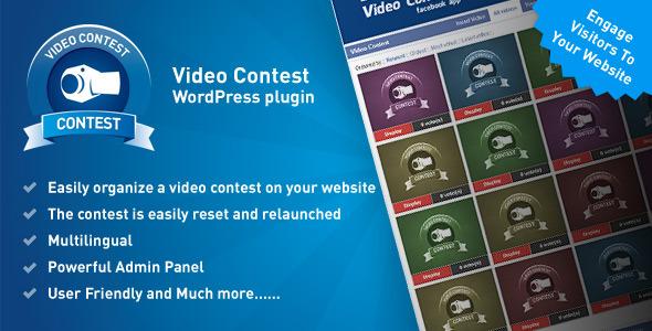 concurso de videos wordpress