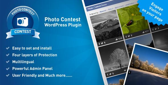 foto concurso plugin wordpress