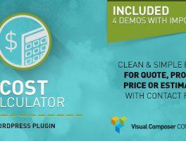 Plugin calculador de precios dinámico para WordPress