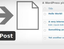Plugin para duplicar o clonar una entrada en WordPress