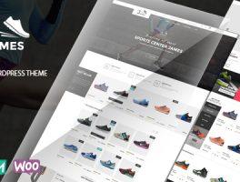 Las mejores plantillas para tienda de zapatos con WordPress