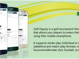 Plugin de WordPress para torneos de golf en tu móvil