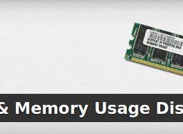 Como saber en todo momento el uso de memoria del servidor de WordPress