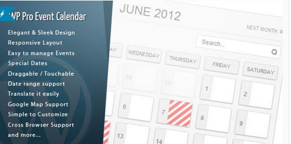 Los mejores plugins WordPress para agendas y eventos