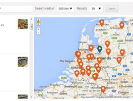 Plugin localizador de tiendas para gestión de ubicaciones con WordPress