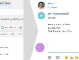 Los mejores plugins WordPress para integrar con Telegram