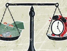 Ahorrar el tiempo vs ahorrar dinero con WordPress