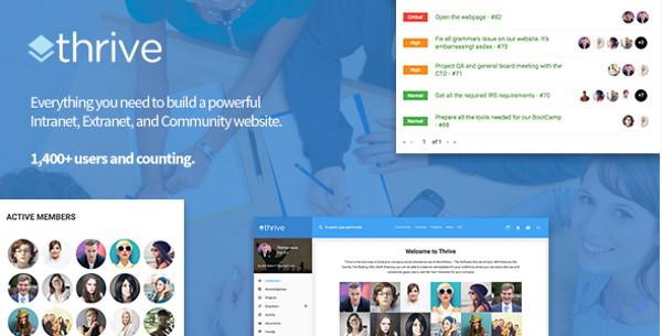 Los mejores temas y plugins para crear una Intranet con WordPress